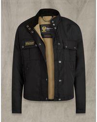 Belstaff Instructor Jacket - Black