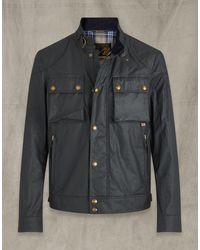 Belstaff Racemaster Jacket - Blue