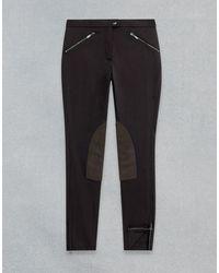 Belstaff Rider Trousers - Black