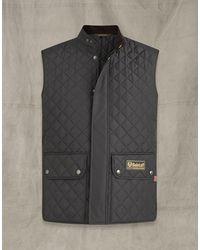 Belstaff Waistcoat - Black
