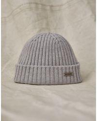 Belstaff Watch Hat - Gray