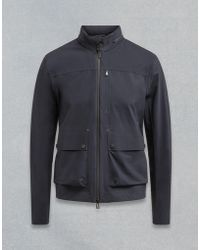 d394523a17 Belstaff Redford Jacket in Green for Men - Lyst