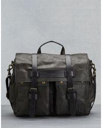 60faddfb294 Belstaff Citymaster Messenger Bag for Men - Lyst