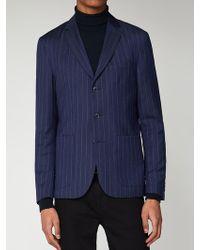 Ben Sherman - Pin Stripe Blazer - Lyst