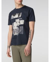 Ben Sherman - Editorial T-shirt - Lyst