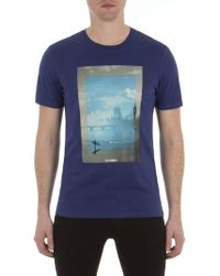 Ben Sherman - London Surfing T-shirt - Lyst