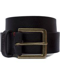 Ben Sherman | Hatton Leather Jeans Belt | Lyst