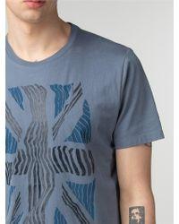 Ben Sherman | Union Warp T- Shirt | Lyst