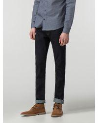 Ben Sherman Selvedge Skinny Jean - Multicolour