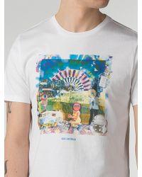 Ben Sherman - Brighton Fest T-shirt - Lyst