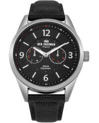 Ben Sherman - Carnaby Utility Watch - Lyst