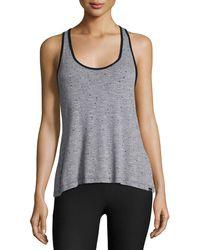 Koral Activewear - Ferocity Twist-back Jersey Sports Tank - Lyst