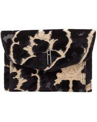 Hayward | Bobby Velvet Brocade Clutch Bag | Lyst