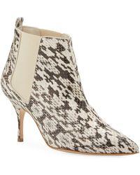 c624f738eab7b Women's Manolo Blahnik Ankle boots On Sale - Lyst
