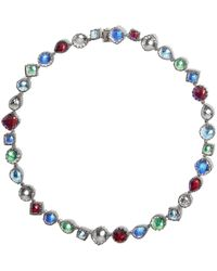 Larkspur & Hawk - Small Sadie Riviere Necklace In Multicolor - Lyst