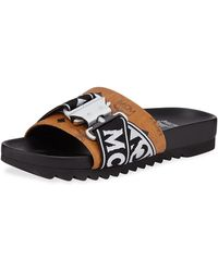 MCM Sandals for Men - Lyst.com