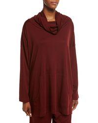 Eskandar - Pima Cotton Monks Top - Lyst