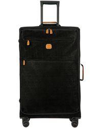 "Bric's Life Tropea 30"" Spinner Luggage - Black"