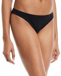 Missoni - Low-rise Hipster Solid Swim Bikini Bottoms - Lyst