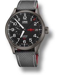 Oris - 45mm Men's Gmt Rega Limited Edition Watch - Lyst