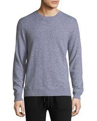 Derek Rose - Finley 1 Cashmere Crewneck Sweater - Lyst