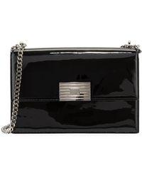 Ralph Lauren - Patent Rl Chain Shoulder Bag - Lyst