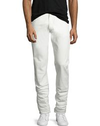 Ralph Lauren - Five-pocket Stretch-cotton Trousers - Lyst
