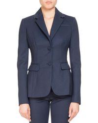 Altuzarra - Fenice Classic Two-button Jacket - Lyst