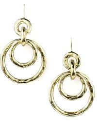 Ippolita - Glamazon Jet-set Earrings - Lyst