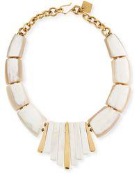 Ashley Pittman - Karamu Chunky Collar Necklace - Lyst
