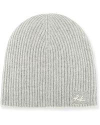 Rag & Bone - Yorke Cashmere Beanie Hat - Lyst