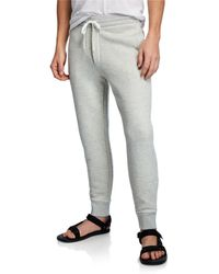 Vince Men's French Terry Joggers - Gray