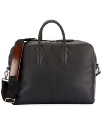 Berluti | Men's Calfskin Leather Duffel Bag | Lyst