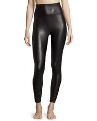Spanx - Ready-to-wow™ Faux-leather Leggings - Lyst