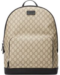 505dce3260d269 Gucci Nylon Diamante Backpack in Blue for Men - Lyst