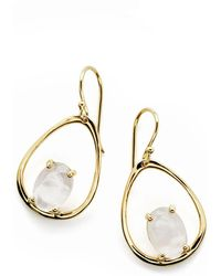 Ippolita - 18k Rock Candy Wire Earrings In Mother-of-pearl - Lyst