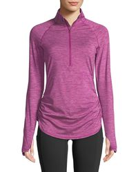 The North Face - Motivation Half-zip Performance Top - Lyst