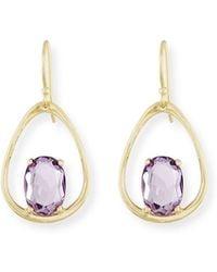 Ippolita - 18k Rock Candy Wire Earrings - Lyst