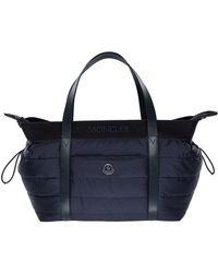 Moncler - Nylon Mommy Bag - Lyst