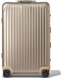 Rimowa - Original Check-in M Spinner Luggage - Lyst