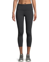 The North Face - Motivation High-rise Cropped Performance Leggings - Lyst