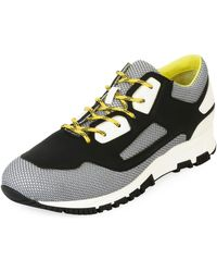 Lanvin - Men's High-frequency Running Sneakers - Lyst