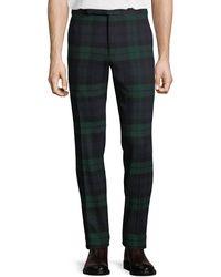 Ralph Lauren - Men's Tartan Plaid Side-strip Pants - Lyst