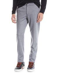 Ermenegildo Zegna - Men's Slim-fit Straight-leg Jeans - Lyst