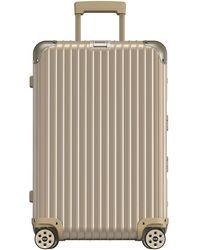 "Rimowa Topas 26"" E-tag Multiwheel Spinner Luggage - Multicolour"
