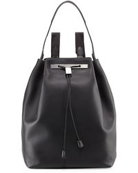 The Row - Backpack 11 Leather Bag - Lyst
