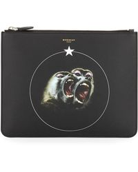 Givenchy | Men's Monkey Brother Pouch | Lyst