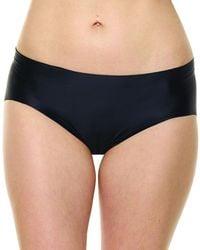 Commando - Luxe Satin Hipster Bikini Briefs - Lyst