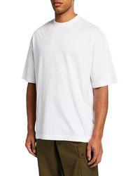 Balenciaga - Men's Tattoo Logo T-shirt - Lyst