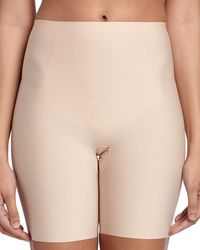 Spanx Thinstincts Targeted Mid-thigh Shaper - Natural